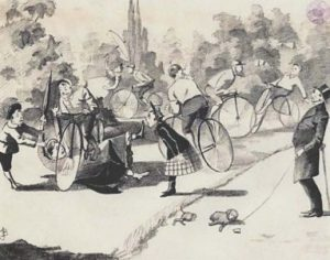fietsen-vondelpark